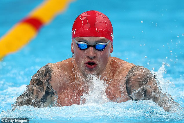 Peaty is still seeking to inspire Britain's future swimmers and wants them all to dream big