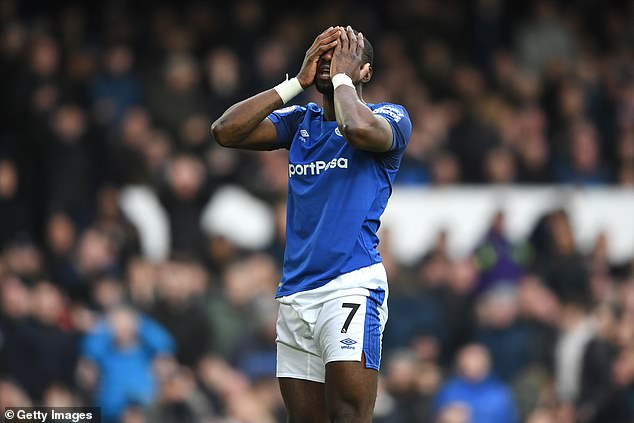 Everton have been wasteful in the market for years, buying the likes of £35m Yannick Bolasie