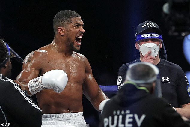 He says his fight with Fury is a British showdown and could take place in the O2 or York Hall