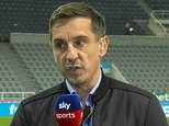 Gary Neville urges rules change after 'devastating blow' as Derby go into administration