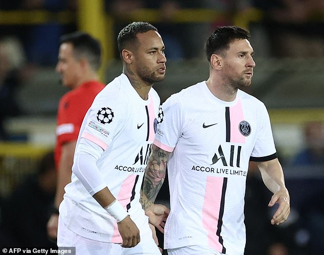Messi will earn more than new teammate Neymar and more than Kylian Mbappe