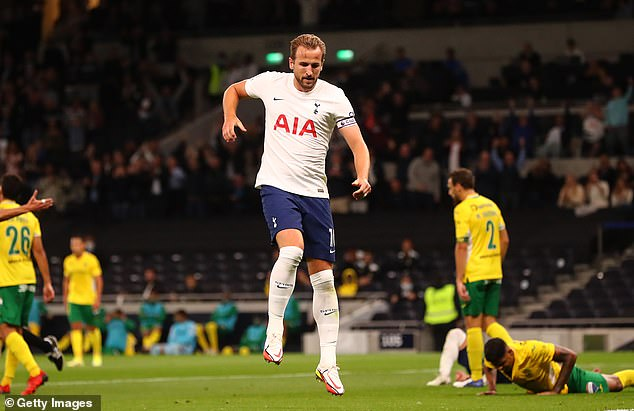Thomas Tuchel has admitted he is relieved that Harry Kane stayed at Tottenham this summer