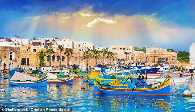 Thomas Cook's best deals focus on Malta - a good option if you want tofly from a regional airport