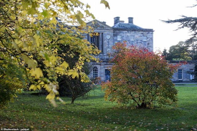 Northumberland's Howick Arboretum is known as the United Nations of trees, with more than 12,500 specimens divided into six geographical regions