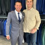 Troubled footy legend Ben Cousins debuts new look ahead of Brownlow Medal comeback 💥👩💥