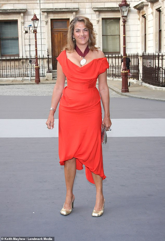 Last year artist Tracy Emin showed she had extensive surgery to remove a tumor in her bladder, which also included removing part of her intestine and her vagina to stop the disease from spreading.
