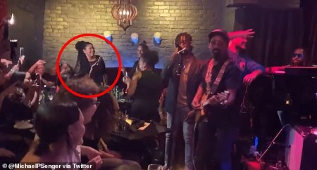 San Francisco Mayor London Breed is Branded a Hypocrite After Being Caught Defying her Own Laws by Partying Mask-less in Nightclub