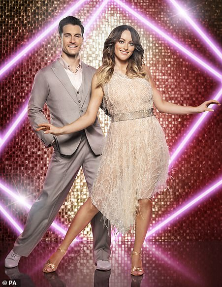 Strictly stars 'are banned from going to parties over fears of another Covid outbreak'