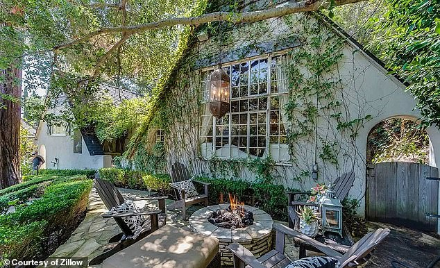 AOC labeled James a 'working class' designer at the Met Gala, but strangely enough, James bought a $1.6million Hollywood Hills home in September 2020.