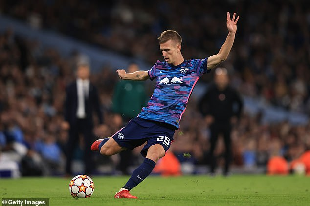 Barcelona are already working on a deal to sign RB Leipzig's Dani Olmo, according to reports