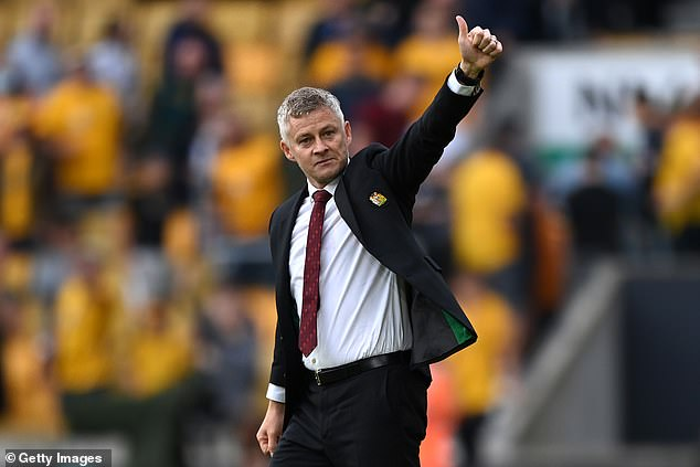 Rice has long been linked with a move to Manchester United and managerOle Gunnar Solskjaer (above) will be assessing his performance during their clash