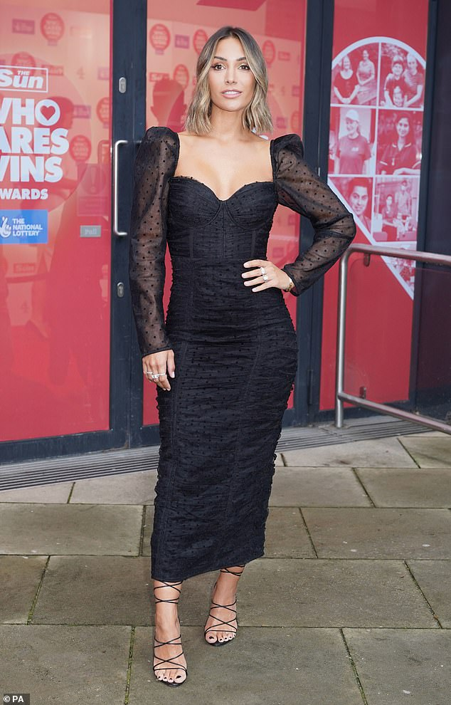 Busy House: Frankie Bridges recounts her experiences living with her in-laws and says she doesn't know 'any different'