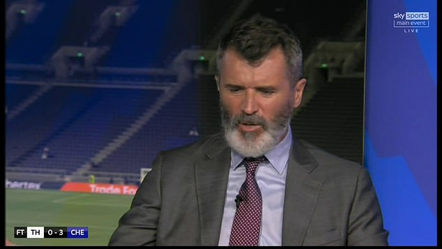 Sky Sports pundit Keane insists the talismanic striker needs to lead the line with more bites