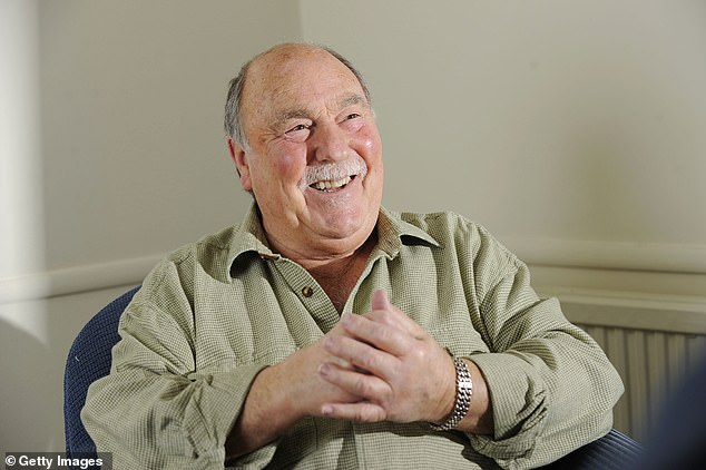Greaves' sociable and charming manner makes it a pleasure to spend time in his company