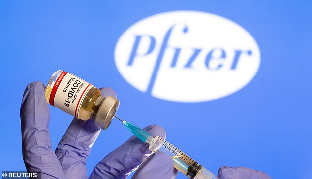 Pfizer announced on Monday that its COVID vaccine is safe for children aged five to 11
