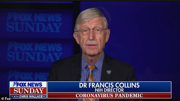 Dr Francis Collins (pictured) is still confident that COVID-19 vaccine boosters will be available to all Americans, despite an FDA advisory board voting against recommending shots for authorization last week.