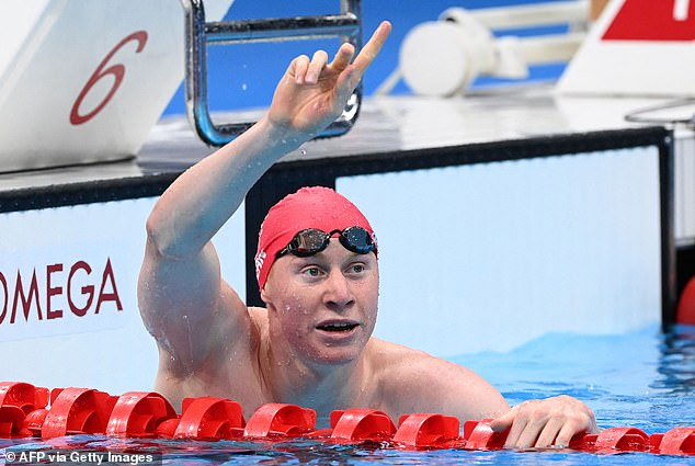 Dean earned overnight fame for his achievements in Japan, which saw him win two golds