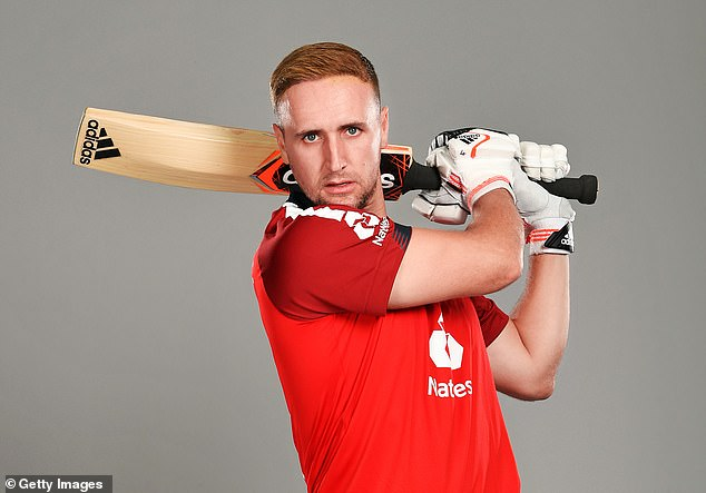 Liam Livingstone has revealed he has ambitions to play Test cricket with England in the future