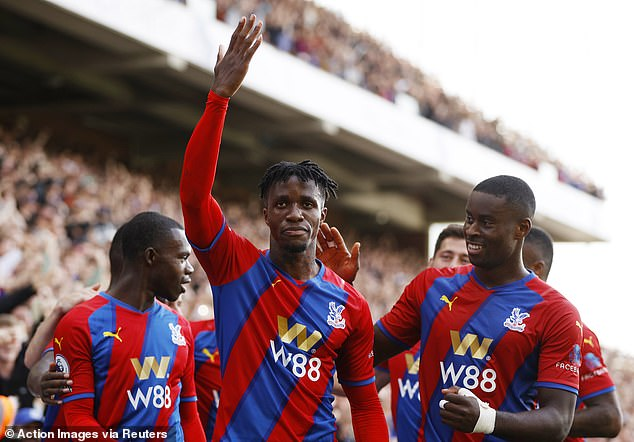 Wilfried Zaha is among top-flight stars who have dismissed the gesture as 'disrespectful'