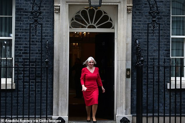 The cabinet reshuffle has seenNadine Dorries replaceOliver Dowden as culture secretary