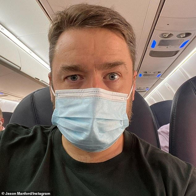'How workable is this system?!'  Jason Manford has been accused of 'GP bashing' after an angry Twitter rant about his failed attempt to secure a doctor's appointment on Monday