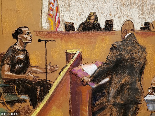 Dhanai Ramnanan, or 'Da-Ni,' a failed aspiring rapper who called Kelly his mentor, told jurors that it was his job 'to observe and to learn and to become,' during his 15 years working for Kelly