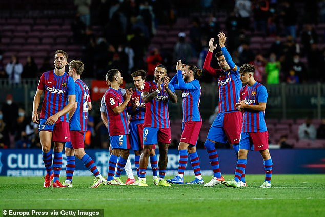The Spanish press has criticized Barcelona's 'horrendous' performance in their draw against Granada