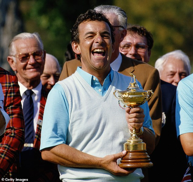 Jacklin is widely regarded as the best British golfer of his generation and is Europe's most successful Ryder Cup captain, having himself revolutionised golf's greatest event
