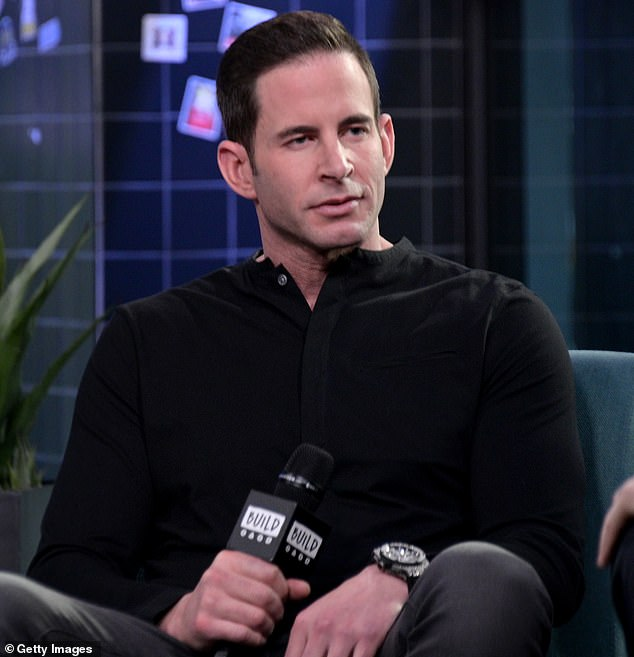 Bad news:Flip Or Flop star Tarek El Moussa has gone into quarantine after testing positive for a breakthrough case of COVID-19. Seen in 2020