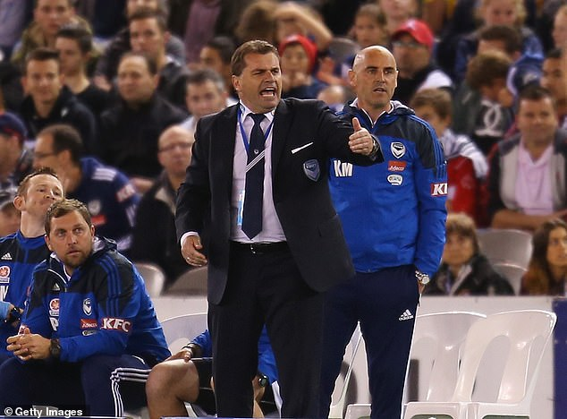 The Scot says that current Celtic boss Ange Postecoglou is fondly thought of in Melbourne