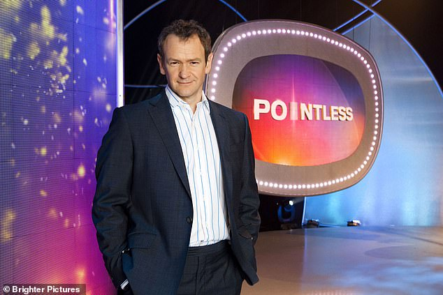 Enthusiastic: Alexander continues to reveal that he believes The Queen is a fan of BBC gameshows (pictured in 2010s)