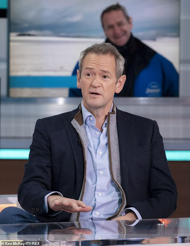 'She was brilliant and got right into it': Alexander Armstrong left GMB presenters open-mouthed on Tuesday after revealing he played pointless with the Queen who was 'totally sweet'