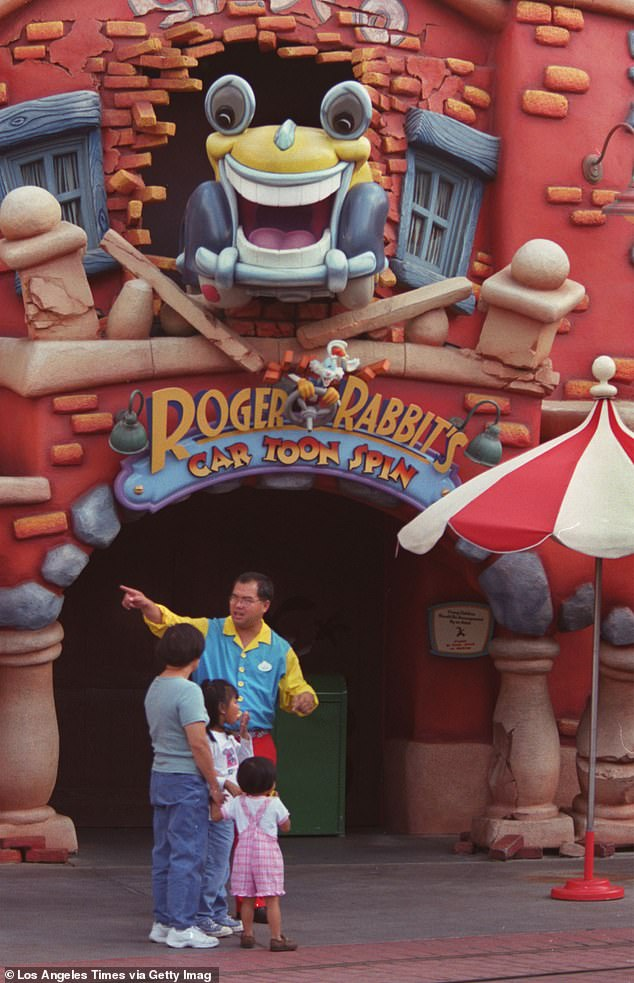 The Roger Rabbit Car Toon Spin ride at Disneyland will be revamped to feature Jessica Rabbit as a private investigator instead of a female fatale.