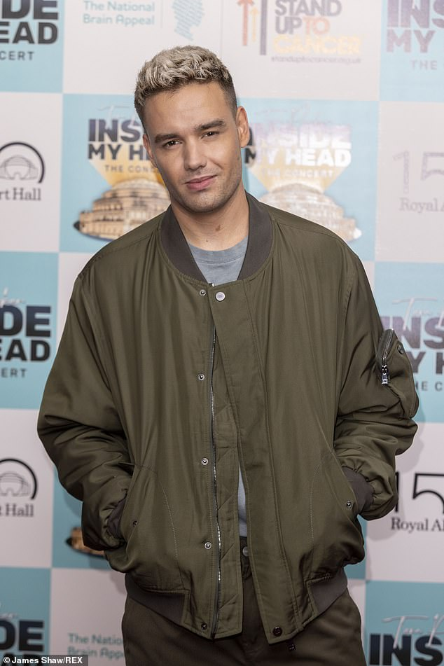 Will it happen: Liam Payne has hinted talks for One Direction reunion will happen 'sooner than later', as he did at Tom Parker's Inside My Head concert on Monday