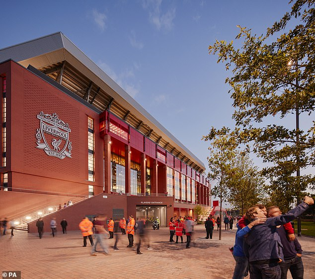 The extension received Liverpool City Council approval in June earlier this year