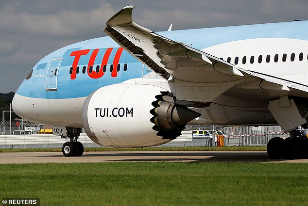 Tui's customers were disappointed that they would not get a full refund from the firm