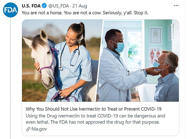 Health officials in the US, such as the Food and Drug Administration, have urged people not to take ivermectin unless diagnosed by a doctor, and to avoid taking versions of the drug specifically designed for animals.  Now a group of scientists is calling for changes in how COVID research is conducted and published to avoid similar lies spreading in the future.