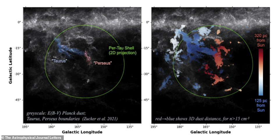 , Scientists find enormous 'cavity' in space that stretches almost 500 light-years across, The Today News USA