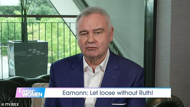 , Eamonn Holmes says he looked like 'Quasimodo' at son's wedding, The Evepost BBC News