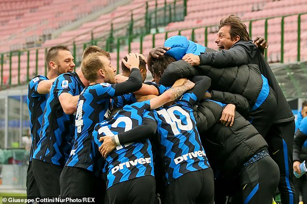 The 52-year-old has been out of work since leaving Inter after winning the Serie A title last year