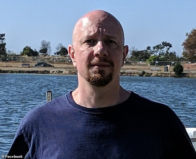 Newly released internal documents reveal that senior Google executive Urs Hölzle - who fired engineer Kevin Cernekee (pictured) in 2018 - had sent emails and wrote internal message board posts instructing the employee not to make political comments