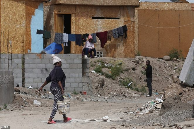 Many Haitians desperate to leave their impoverished island country began to look to South America as a haven following the 2010 earthquake and have settled in cities such as Santiago, Chile and Sao Paulo, Brazil over the years