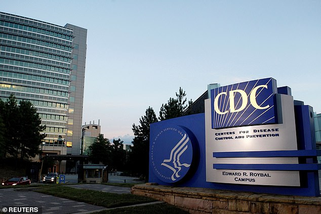 The committee voted against recommending third doses for people at high risk due to their jobs or those in prisons or homeless shelters. Pictured: CDC headquarters in Atlanta, Georgia