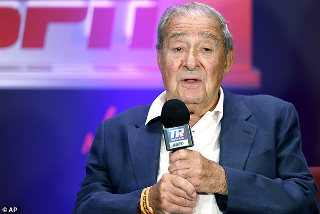 Boxing has been accused of bribery - with Bob Arum admitting to paying off a WBA official