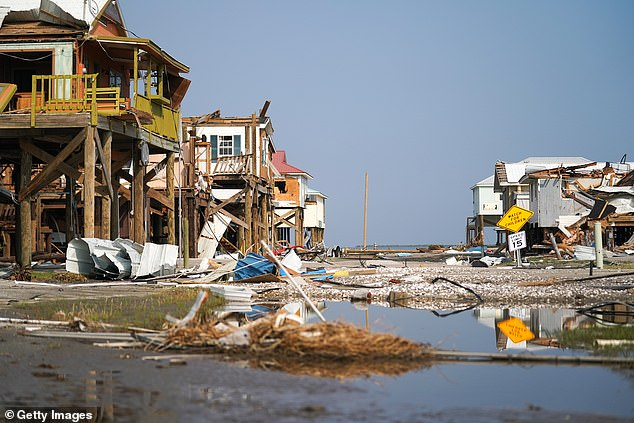 Hurricane Ida left a million people without power in the region