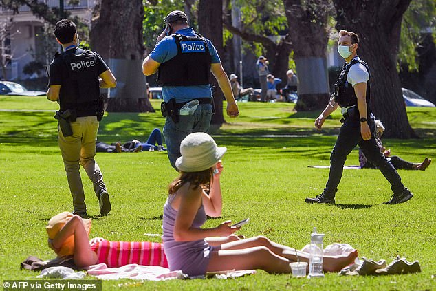 , Victoria records 733 Covid cases following violent protests, The Today News USA