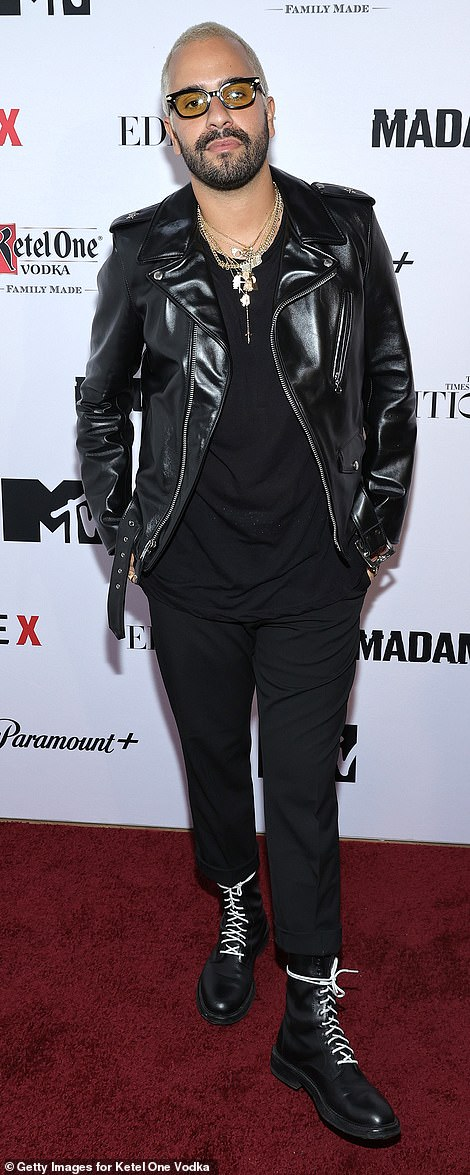 , Madonna, 63, and beauAhlamalik Williams, 27, arrive at her Madame X concert film premiere, The Today News USA