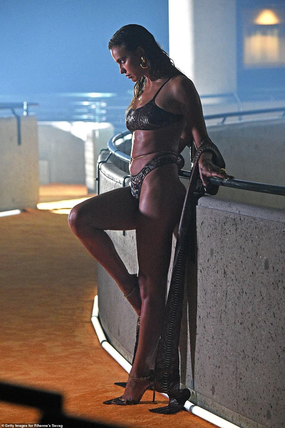 , Irina Shayk, Emily Ratajkowski, Behati Prinsloo walk Rihanna's Savage X Fenty Show Vol. 3, The Today News USA