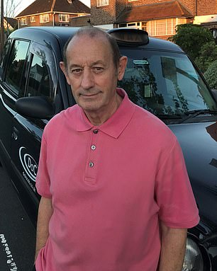 Alf Morley: Called DWP four times and complained to his MP - he feels 'disappointed' by the pension service