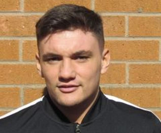 Mr Brown's football career came to an end when he suffered a knee ligament injury while playing as central midfielder for Atherstone Town football club